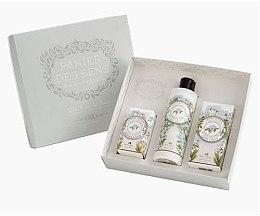 Düfte, Parfümerie und Kosmetik Set - Panier Des Sens Sea Fennel (b/lot/250ml + hand/cr/75ml + soap/150g)