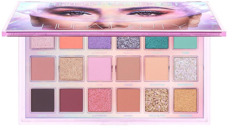 Lidschattenpalette - Huda Beauty Mercury Retrograde Eyeshadow Palette — Bild N1