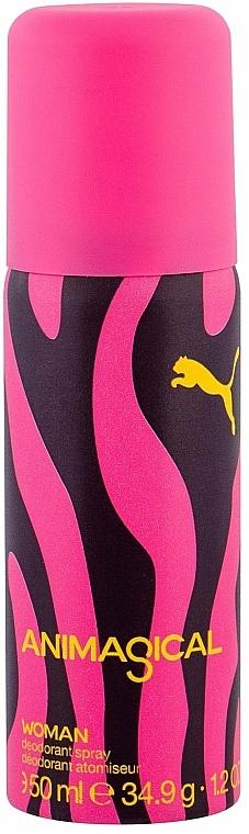 Puma Animagical Woman - Duftset (Eau de Toilette 40ml + Deospray 50ml + Duschgel 50ml) — Bild N5