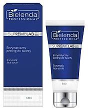 Düfte, Parfümerie und Kosmetik Enzymatisches Gesichtspeeling - Bielenda Professional SupremeLab S.O.S
