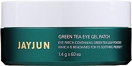 Hydrogel-Augenpatches mit grünem Tee - Jayjun Green Tea Eye Gel Patch — Bild N1