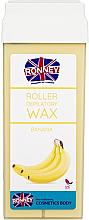 "Düfte, Parfümerie und Kosmetik Enthaarungswachs ""Banane"" - Ronney Wax Cartridge Banana"