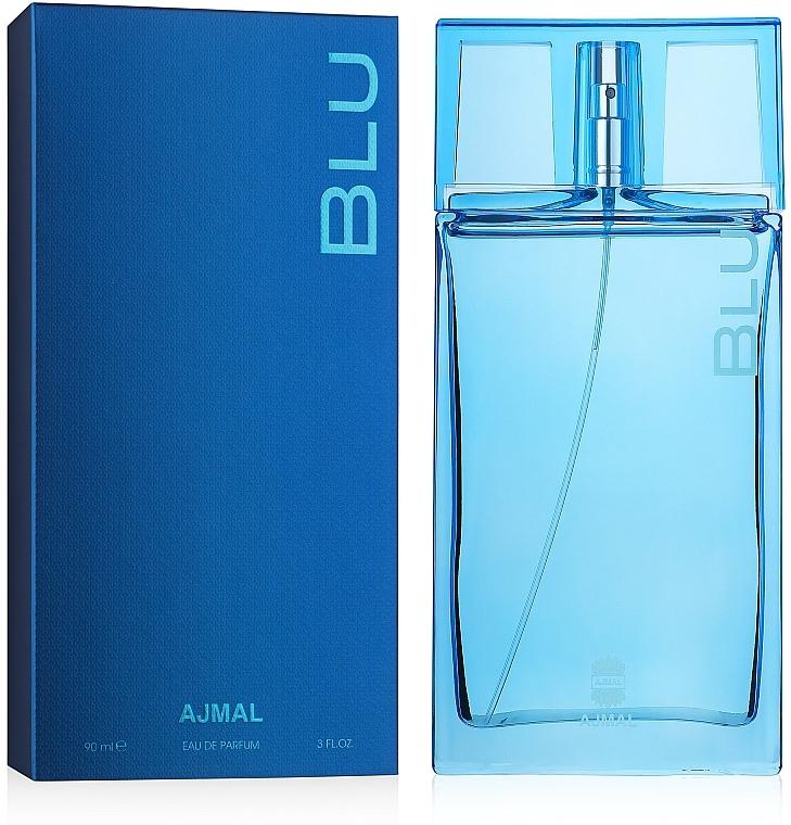 Ajmal Blu - Eau de Parfum — Bild N2
