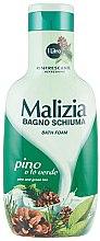 Düfte, Parfümerie und Kosmetik Badeschaum Kiefer & Grüner Tee - Malizia Bath Foam Pine & Green Tea