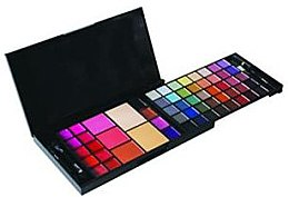 Düfte, Parfümerie und Kosmetik Make-up Palette - Parisax Professional Make-Up Palette 58 Colors