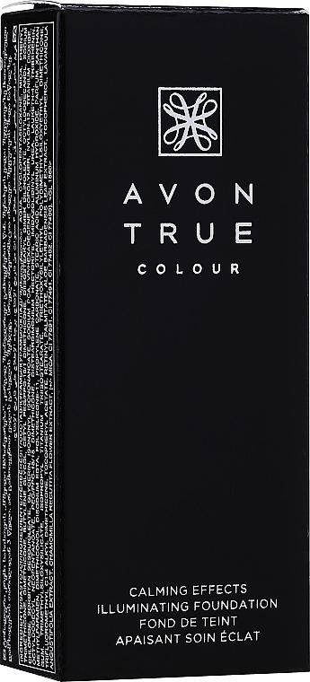 Illuminierende und beruhigende Foundation - Avon Calming Effects — Bild N2