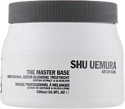 Düfte, Parfümerie und Kosmetik Revitalisierendes Haarserum - Shu Uemura Art Of Hair Master Serum Base