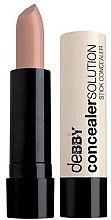 Düfte, Parfümerie und Kosmetik Gesichts-Concealer - Debby Concealer Solution Stick
