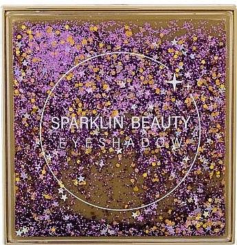 Glänzende Lidschatten - Cosmetic 2k Sparklin Beauty Eye Shadow — Bild N1