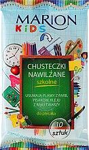 Düfte, Parfümerie und Kosmetik Feuchte Kindertücher für Flecken von Klebestiften - Marion Kids