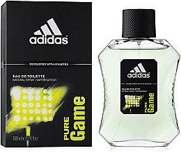 Düfte, Parfümerie und Kosmetik Adidas Pure Game - Eau de Toilette