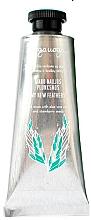 Düfte, Parfümerie und Kosmetik Handpeeling mit Aloe Vera-Extrakt und Erdbeersamen - Uoga Uoga My New Feather Hand Scrub