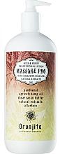 Düfte, Parfümerie und Kosmetik Massagelotion mit Milch und Honig - Oranjito Massage Pro Milk & Honey Body Milk