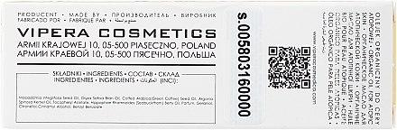 Bio-Gesichtsöl für atopische Haut - Vipera Cos-Medica Miracle Zen Garden Bio Protector & Relief For Atopic Skin — Bild N2