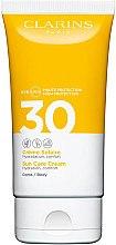 Düfte, Parfümerie und Kosmetik Sonnenschutzcreme Hydratante SPF 30 - Clarins Solaire Corps Hydratante Cream SPF 30