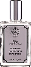 Düfte, Parfümerie und Kosmetik Taylor of Old Bond Street Platinum Collection Fragrance - Eau de Cologne