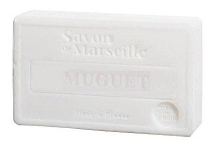 Naturseife mit Maiglöckchen - Le Chatelard 1802 Muguet Soap — Bild N1