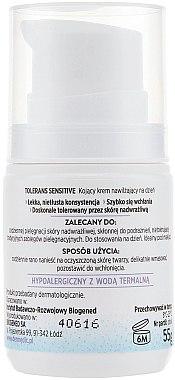 Feuchtigkeitsspendende Tagescreme - Dermedic Tolerans Sensitive Day Cream — Bild N2
