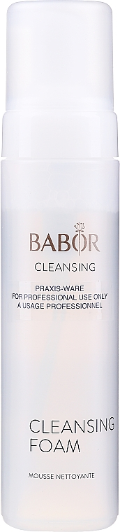 Gesichtsreinigungsschaum mit Panthenol - Babor Cleansing Foam Salon Product — Bild N1