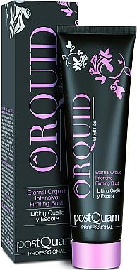 Straffende Creme für Gesicht und Dekolleté - PostQuam Orquid Eternal Intensive Firming Bust — Bild N1