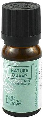 """Ätherisches Öl """"Minze"""" - Nature Queen Essential Oil Mint — Bild N1"""