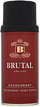 Düfte, Parfümerie und Kosmetik La Rive Brutal Classic - Deospray