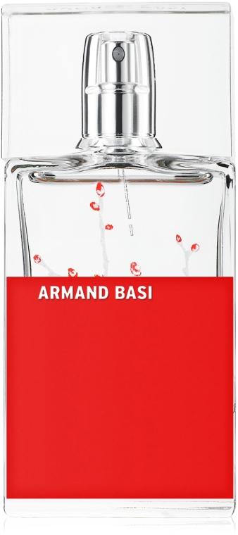 Armand Basi In Red - Eau de Toilette  — Bild N5