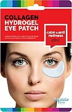 Düfte, Parfümerie und Kosmetik Feuchtigkeitsspendende Augenpatches mit Kollagen - Beauty Face Collagen Hydrogel Eye Patch