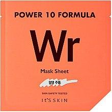 Düfte, Parfümerie und Kosmetik Tuchmaske mit Kaviarextrakt - It's Skin Power 10 Formula Wr Mask Sheet