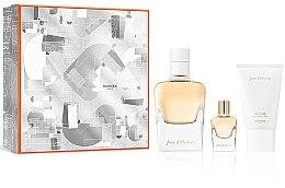 Düfte, Parfümerie und Kosmetik Hermes Jour DHermes - Duftset (Eau de Parfum 85ml + Eau de Parfum Mini 7,5ml + Körperlotion 30ml)