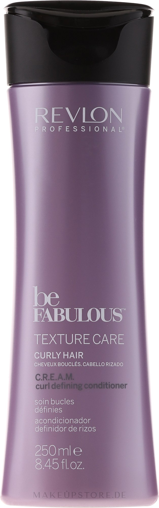 Haarspülung für lockiges Haar - Revlon Professional Be Fabulous Care Curly Conditioner — Bild N6