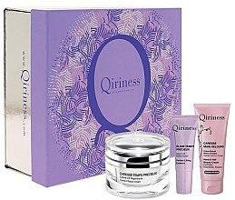 Düfte, Parfümerie und Kosmetik Gesichtspflegeset - Qiriness (Gesichtscreme 50ml + Essenz 10ml + Handcreme 20ml)