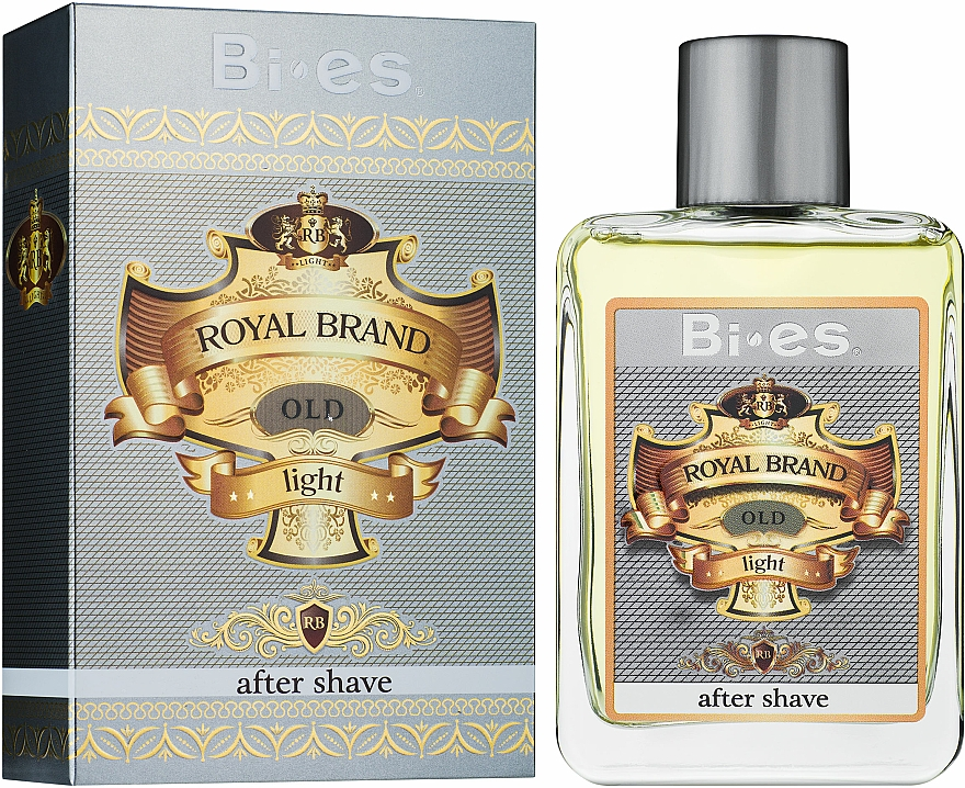 Bi-Es Royal Brand Light - After Shave — Bild N1
