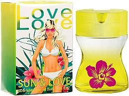 Düfte, Parfümerie und Kosmetik Morgan Love Love Sun & Love - Eau de Toilette