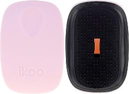Düfte, Parfümerie und Kosmetik Haarbürste Cotton Candy - Ikoo Pocket Black Cotton Candy