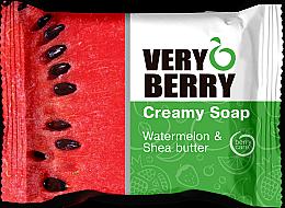 Düfte, Parfümerie und Kosmetik Cremeseife mit Wassermelone und Sheabutter - Very Berry Watermelon & Shea Butter