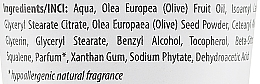 Gesichtspeeling mit Olivensamen - Naturativ Olive Exfolianting Face Scrub — Bild N3