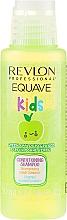 Düfte, Parfümerie und Kosmetik 2in1 Shampoo-Conditioner für Kinder - Revlon Professional Equave Kids 2 in 1 Hypoallergenic Shampoo (Mini)
