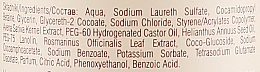Pflegendes Duschgel mit Hafermilch - Joanna Botanicals Oat Milk Shower Gel — Bild N3