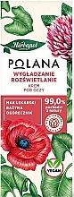 Düfte, Parfümerie und Kosmetik Glättende und Aufhellende Augencreme - Polana