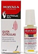 Düfte, Parfümerie und Kosmetik Nagelhautentferner - Mavala Cuticle Remover