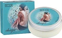 Düfte, Parfümerie und Kosmetik Körpercreme Chaya - Styx Naturcosmetic Chaya Body Cream (Probe)