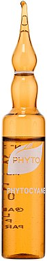 Ampullen gegen Haarausfall für die Frauen mit Ginkgo-Extrakt - Phytocyane Serum Antichute — Bild N2