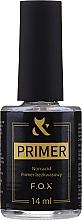 Düfte, Parfümerie und Kosmetik Säurefreier Nagel-Primer - F.O.X UltraBond Non-Acid