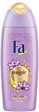 Düfte, Parfümerie und Kosmetik Duschgel mit Mikro-Ölen und Violetten Orchidee Duft - Fa Magic Oil Purple Orchid