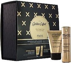 Düfte, Parfümerie und Kosmetik Gesichtspflegeset - Matis Golden Coffret (Gesichtscreme 50ml + Augencreme 15ml)