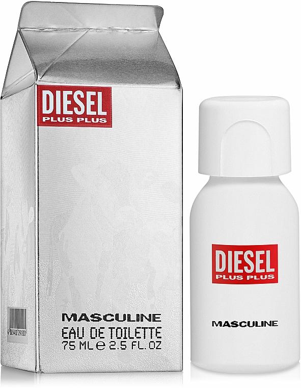 Diesel Plus Plus Masculine - Eau de Toilette