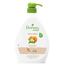 Düfte, Parfümerie und Kosmetik Creme-Seife Orangenblüte - Dermomed Orange Blossom Cream Soap