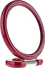 Düfte, Parfümerie und Kosmetik Kosmetikspiegel mit Ständer 15 cm 9502 rot - Donegal Mirror