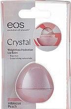 "Düfte, Parfümerie und Kosmetik Lippenbalsam ""Hibiscus Peach"" - EOS Crystal Lip Balm Hibiscus Peach"
